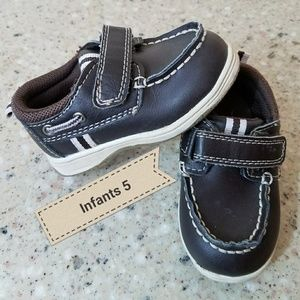 Oshkosh Boat shoes Infants 5